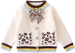 TAIYCYXGAN Baby Girls Long Sleeve Pullover Sweater Hoodies Girls Winter Knitted Batwing Coat Cloak