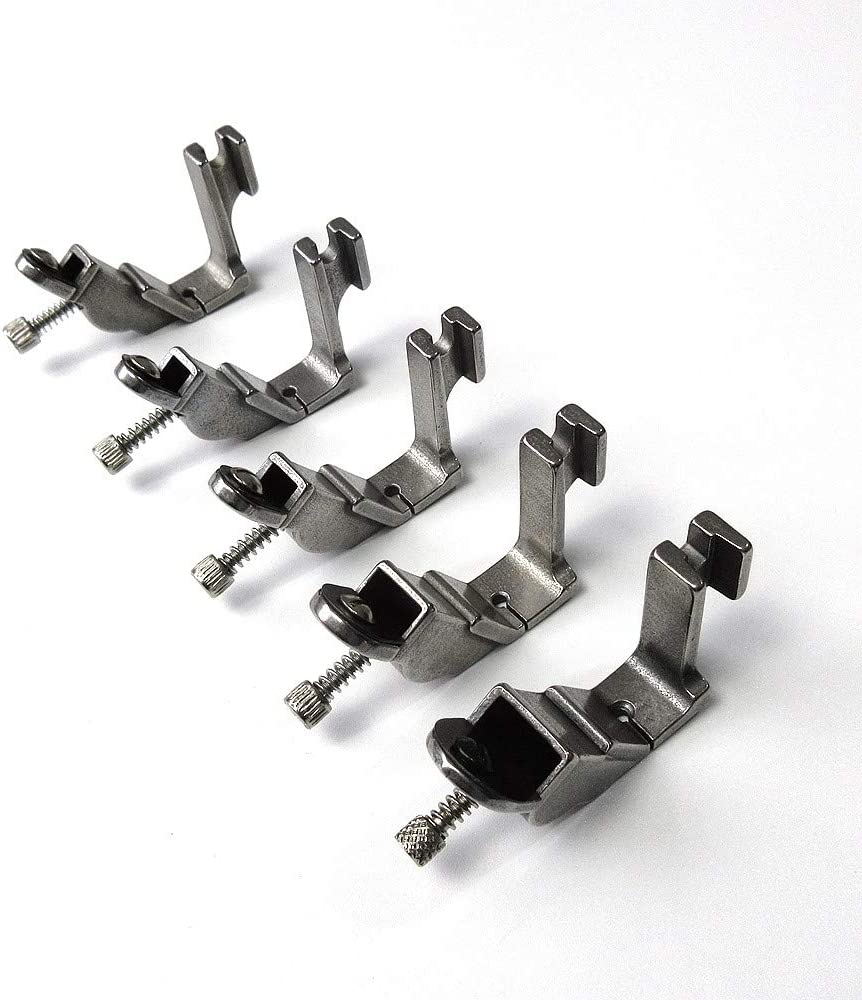5 New product!! popular Elastic Foot #S537 for Industrial Consew Single Singer Brother