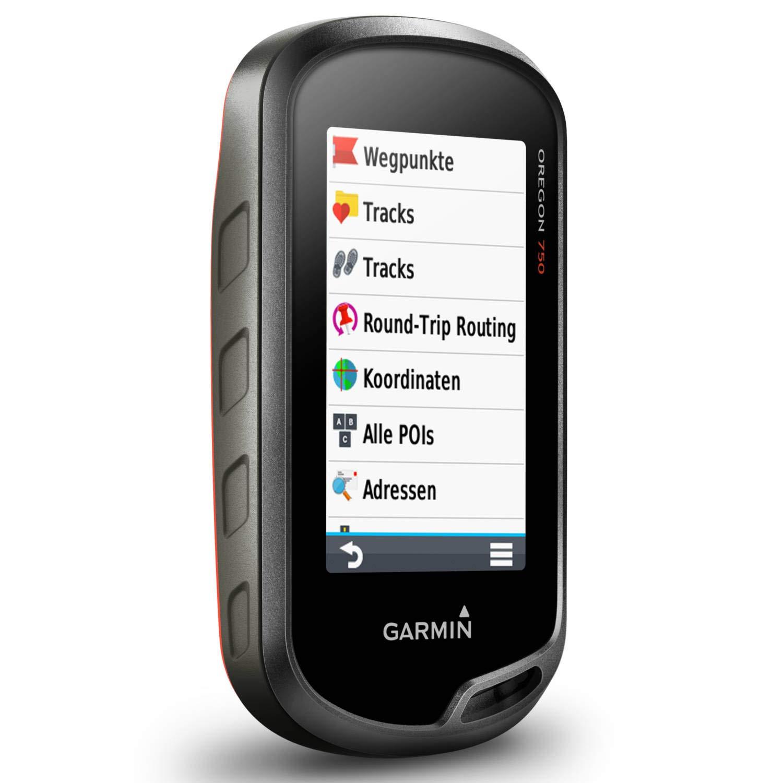 Garmin Oregon 750, Negro: Amazon.es: Deportes y aire libre
