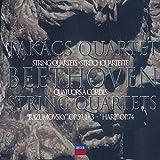 Streichquartette Op.59/74 - Takacs Quartet