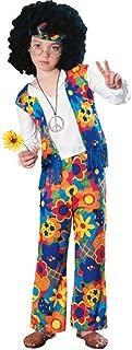 Hippie Boy Kids Costume