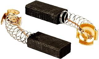 New Lon0167 Escobilla de Destacados carbón 19 mm eficacia confiable x 10 mm x 6 mm Pinceles de carbón Pieza de reparación del cepillo para motor eléctrico genérico, paquete de 2(id:7a4 1e df f90)