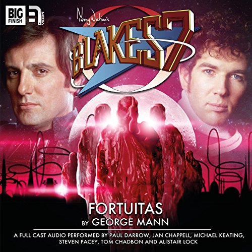 Blake's 7 2.2 Fortuitas audiobook cover art