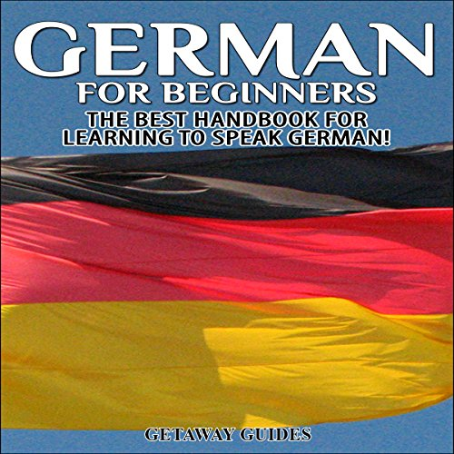 German for Beginners, 2nd Edition audiobook cover art