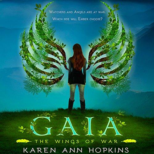 Gaia audiobook cover art