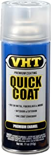 VHT ESP515007 Quick Coat Clear Acrylic Enamel Can - 11 oz.