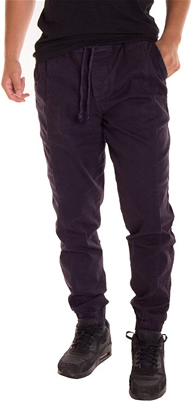 TaoNice Mens Casual Jogging 2-Piece Oversized Autumn Sweatsuit Set Men Activewear