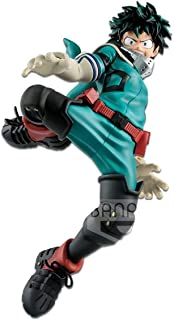 Banpresto My Hero Academia King of Artist-Izuku Midoriya-, Multiple Colors