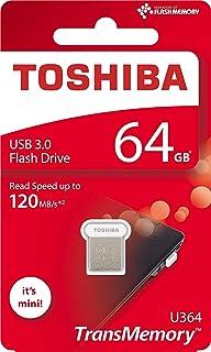 Toshiba 64 GB Memory Card For Multi - Compact Flash Cards - U364W0640E4