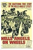Unbekannt Hells Angels auf Rädern Film Poster Jack