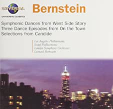 West Side Story Sym Dances / Three Dance on Town