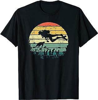 Funny Vintage Scuba Diving Dive Diver T-Shirt