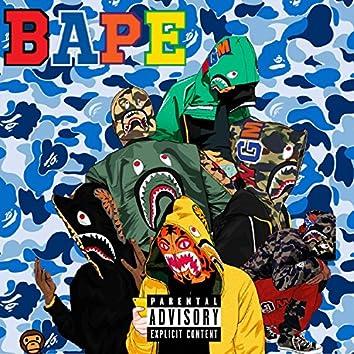 Bape (feat. MdeTae)