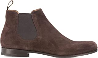 Luxury Fashion | Church's Men ETB0699CAF0AAH Brown Leather Ankle Boots | Spring-summer 20