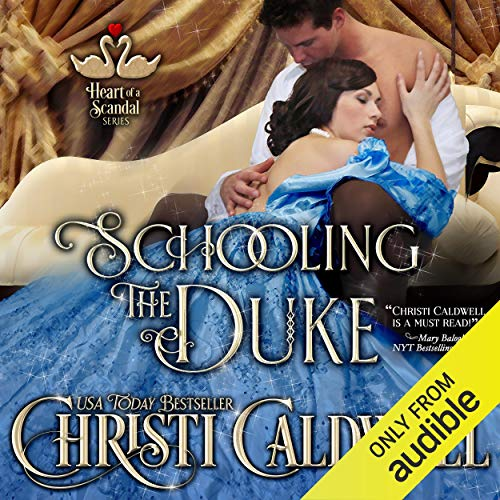 Schooling the Duke cover art