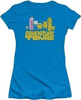 Adventure Time - Juniors Jakes Friends T-Shirt