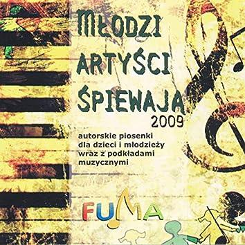 Młodzi Artyści Śpiewają 2009