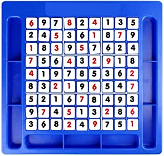SSN Niños Puzzle Educación Sudoku Juego de Mesa Juguetes Estudiantes Pensando Formación Sudoku Ajedrez Inteligencia Lógica Razonamiento Formación: Amazon.es: Hogar