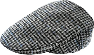 Men's Tweed Flat Cap