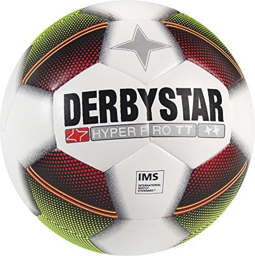Derbystar Hyper Pro TT, 5, weiß gelb rot, 1020500153