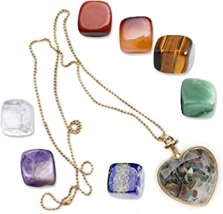 Best multi color tourmaline necklace Reviews