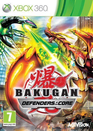 [Import Anglais]Bakugan Battle Brawlers 2 Defender Of The Core Game XBOX 360