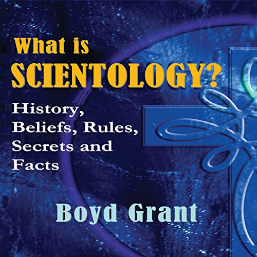What is Scientology? audiobook cover art