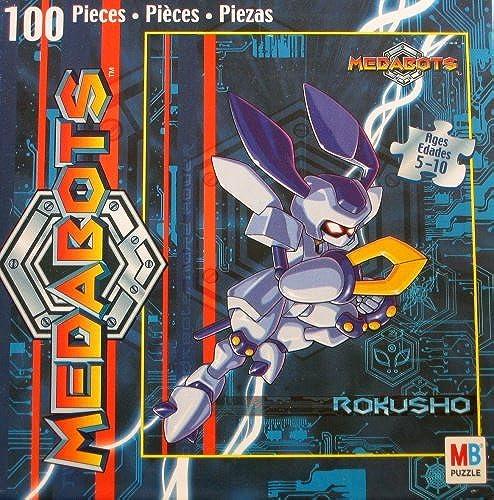 marca famosa Medabots - 100 Piece ROKUSHO Puzzle - 10 10 10 x 13 by Medabots  a la venta