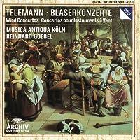 Telemann: Bl盲serkonzerte (Wind Concertos) (2001-12-21)