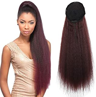 Best kinky curly ponytail extension Reviews