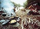 Lodge Boy Scouts of America Cast Iron Camp Dutch Oven, Pre-Seasoned, 6-Quart #2