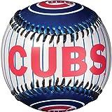 Franklin Sports MLB Chicago Cubs Team Baseball - MLB Team Logo Soft Baseballs - Toy Baseball for Kids - Great Decoration for Desks and Office