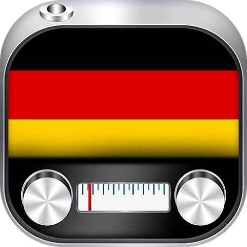 Radio Deutschland - FM Radio Deutschland kostenlos auf Amazon und Android zu hören