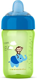 Philips Avent My Sip N Click Cup, 12oz, Blue, Green, 1pk,...