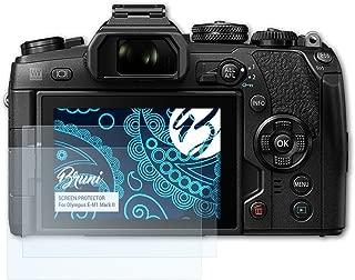 6x protector de pantalla para Olympus OM-D e-m1 lámina protectora claro lámina protector de pantalla