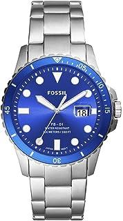 Men's FB-01 Stainless Steel Casual Quartz Watch