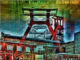 Poster 90 x 70 cm: Zollverein - Industrial Heritage von