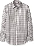 7. Van Heusen mens Big and Tall Traveler Stretch Long Sleeve Non Iron Button Down Shirt, Khaki Aluminum, XX-Large Tall US