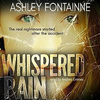 Whispered Pain audiobook cover art