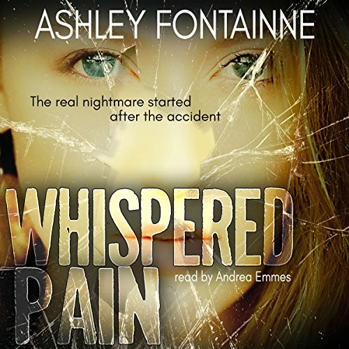 Whispered Pain audiobook cover art