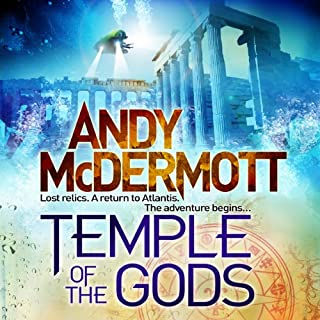 Temple of the Gods                   By:                                                                                                                                 Andy McDermott                               Narrated by:                                                                                                                                 Gareth Armstrong                      Length: 14 hrs and 14 mins     122 ratings     Overall 3.9