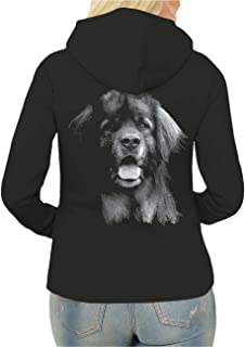 Eddany Tibetan Mastiff Evolution Women Hoodie