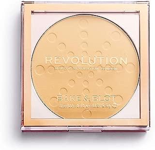 Makeup Revolution Bake and Blot Banana Deep, Yellow, 5 g