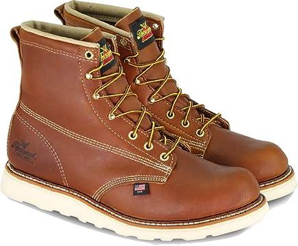 Thorogood Men�s 6'' Plain Toe Wedge 814-4355 Boots