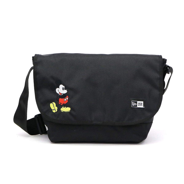 [ニューエラ] ショルダーバッグ 9L ディズニー ミッキーマウス SHOULDER BAG DISNEY ブラック 11901931