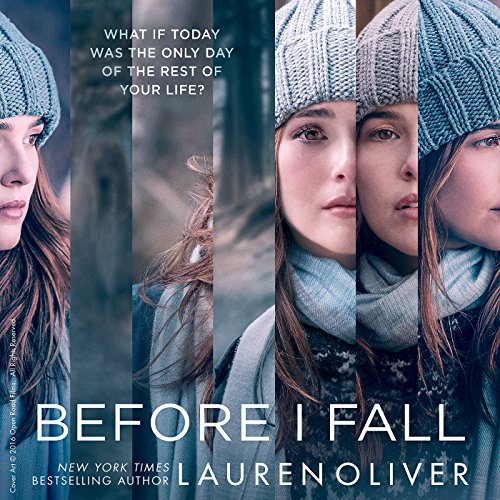Before I Fall audiobook cover art