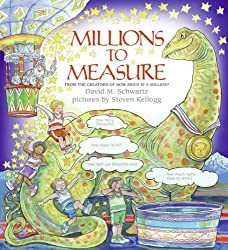 millions to measure - measurement book