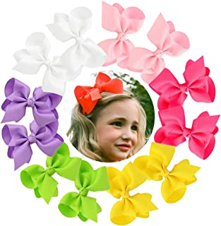 Hair Bows Accessories Girls toddlers 4