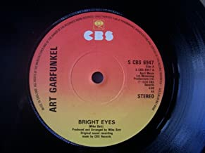 ART GARFUNKEL Bright Eyes UK 7