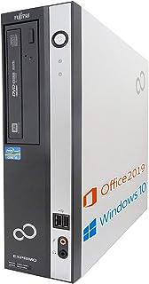 【Microsoft Office 2019搭載】【Win 10搭載】富士通 D582/E/第三世代Core i5-3470 3.2GHz/新品メモリー:8GB/新品SSD:480GB/DVDスーパーマルチ/USB 3.0/HDMI変換ケーブル...